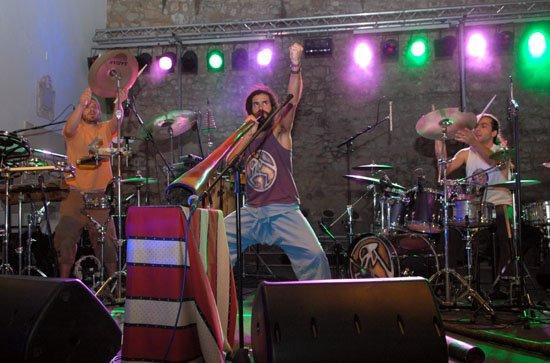Olivetree no Festival Med 2007