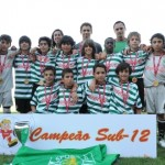 Copa Foot 21: os campees do torneio.