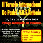 Torneio Internacional de Padel 2009