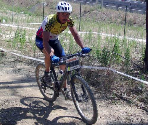BTT: Carlos Cabrita campeo nacional de XCO