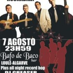 Bafo de Baco: Concerto com The Dixie Boys