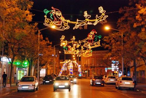 Loulé: Iluminaçoes de Natal - Mira