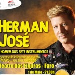 O Homem dos Sete Instrumentos no Teatro das Figuras