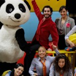 Panda Vai  Escola, O Musical no Arena de Portimo