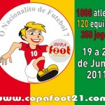 Desporto: Copa Foot 21 a festa do futebol