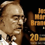 Concerto: Jos Mrio Branco a Solo no Teatro das Figuras