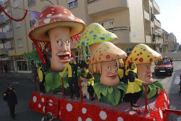 Programa: Carnaval de Loulé 2015