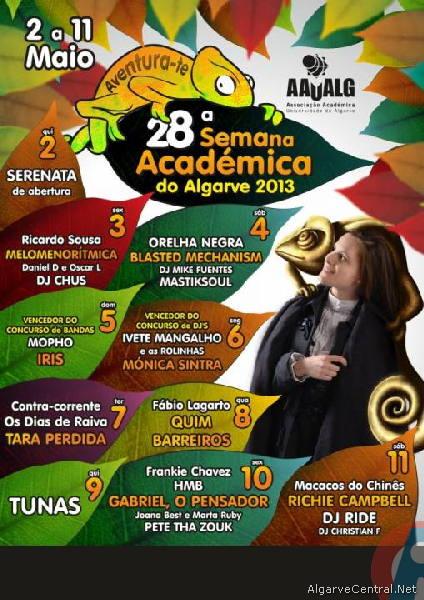 cartaz-semana-academica-algarve-2013