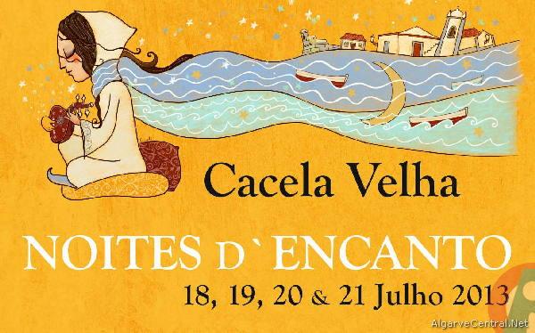 Cartaz_Noites d`Encanto 2013_Cacela Velha