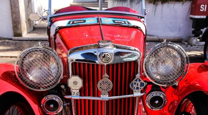 Algarve Classic Cars 2014