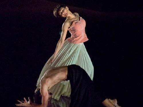 Bailado: Orfeu e Eurídece