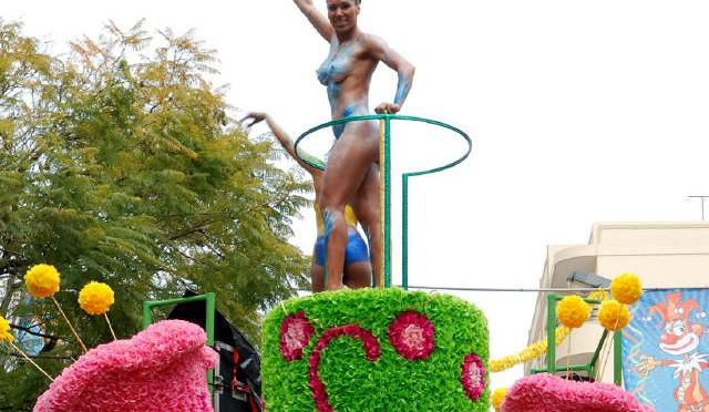 Fotos do Carnaval de Loulé 2015